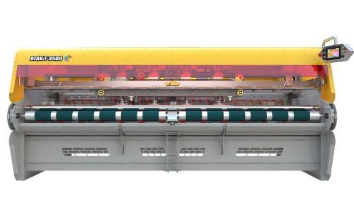 Full Automatic Carpet/Rug Washing Machine ATAK T 3500