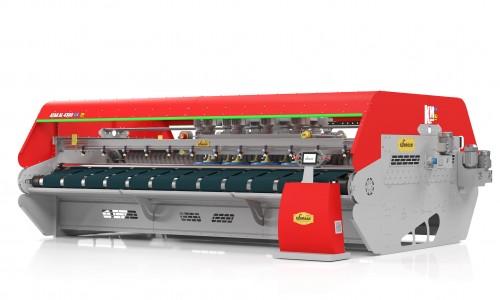 Large Model Full Automatic Carpet/Rug Washing Machine ATAK XL 4300