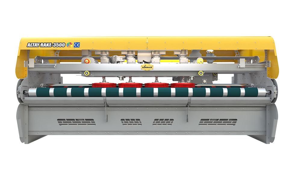 Full Automatic Carpet/Rug Washing Machine ALTAY RAKE 3500