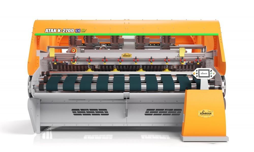Full Automatic Carpet/Rug Washing Machine ATAK K 2700