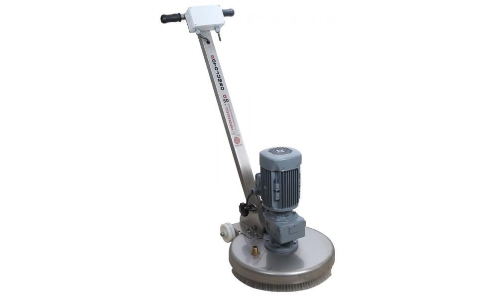 Rotary Scrubber Carpet/Rug Washing Machine Rotojumbo Q 43