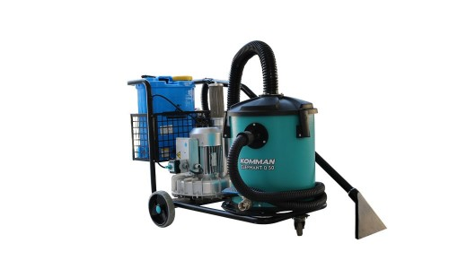 Elephant Q 50 Sofa and wall-to-wall Carpet Cleaning Machine
