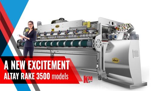 Full Automatıc Carpet/Rug Washıng Machıne ALTAY RAKE INOX 3500