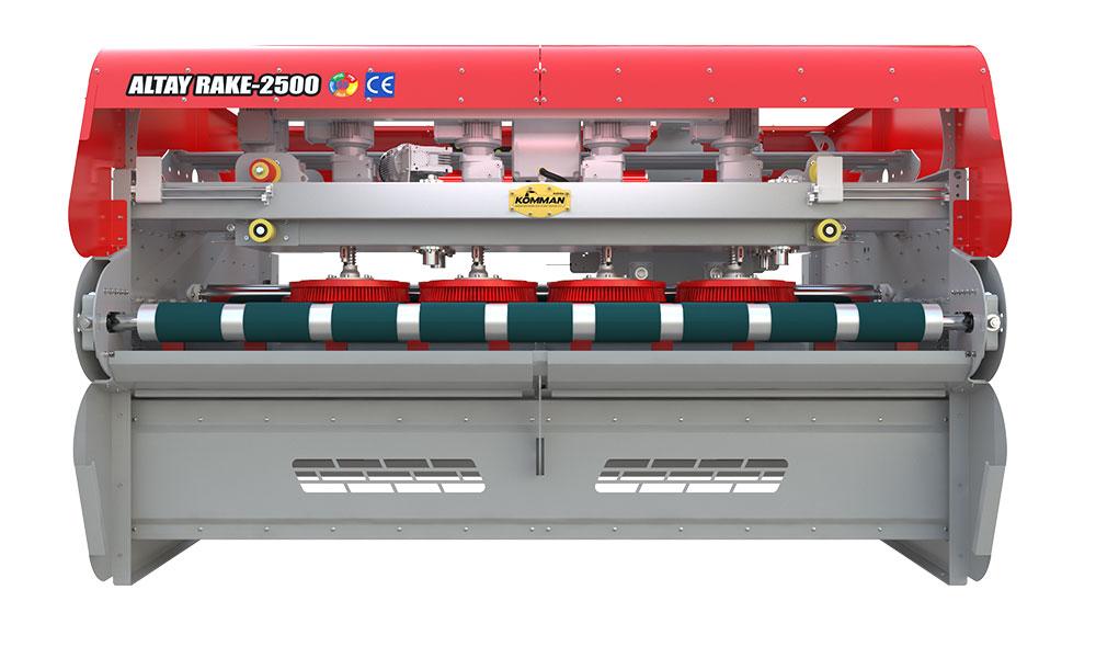 Full Automatic Carpet/Rug Washing Machine ALTAY RAKE  2500