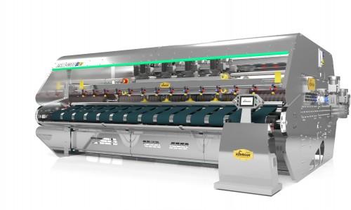 Full Automatic Stainless - Chrome Carpet/Rug Washing Machine ATAK T INOX 3500