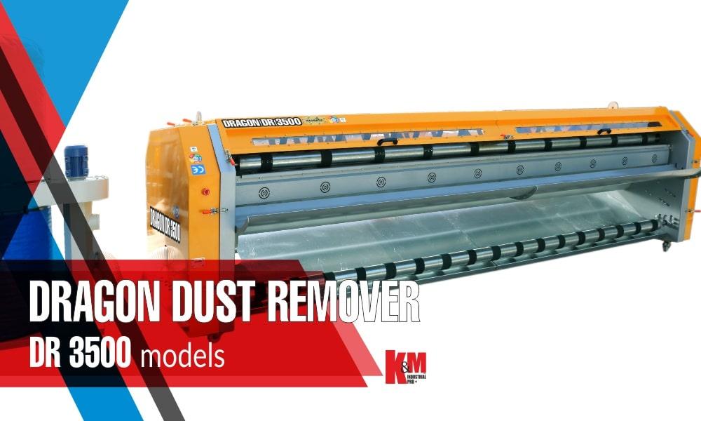 Dragon Automatic Carpet Dusting Machine DR 3500