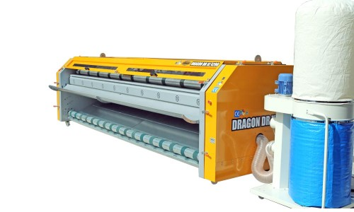 Dragon Automatic Carpet Dusting Machine DR 3500
