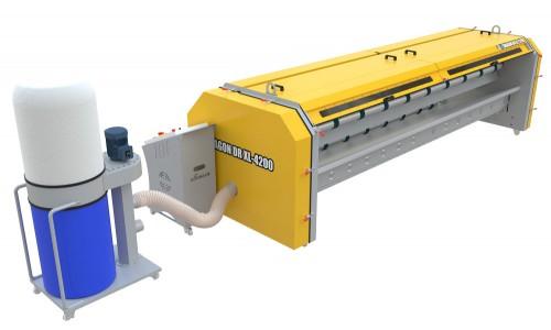 Dragon Automatic Carpet Dusting Machine DR XL 4200