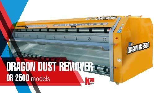 Dragon Automatic Carpet Dusting Machine DR 2500