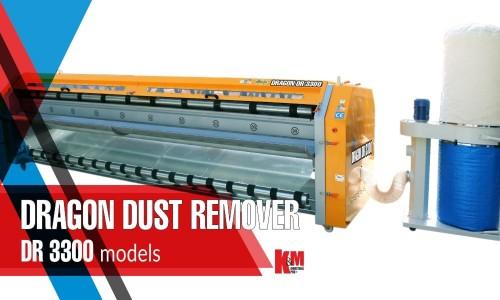 Dragon Automatic Carpet Dusting Machine DR 3300