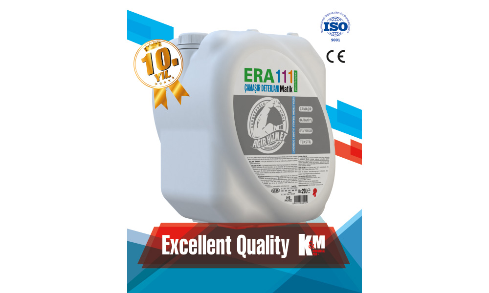 ERA 111 Laundry ( Blanket - Quilt) Cleaning Detergent