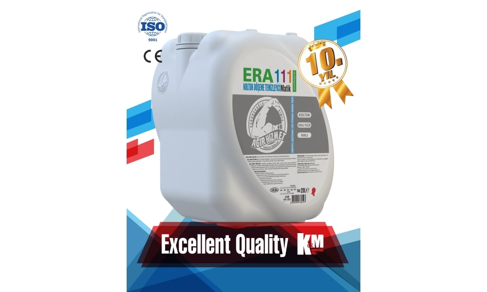 ERA 111 Foamless Sofa Upholstery Cleaning Solution