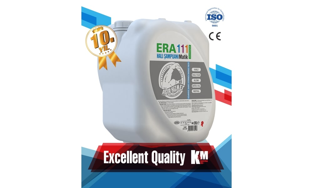 ERA 111 Hot Water Extraction Detergent