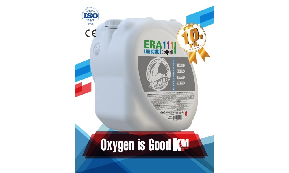 ERA 111 Oxygenated Stain Remover