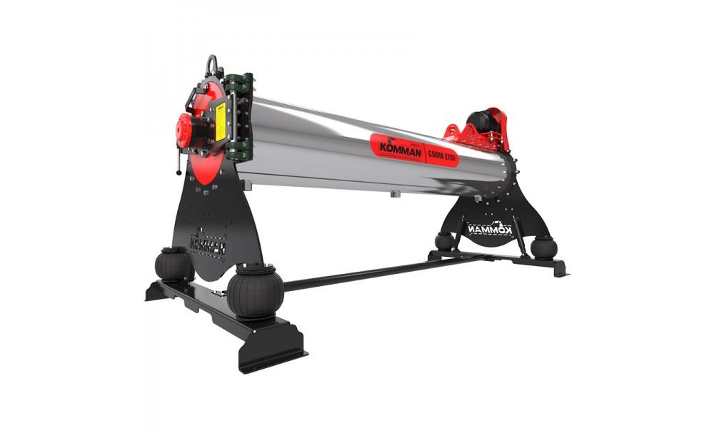 Cobra 2700-38-S Carpet Wringing/Spinning Machine