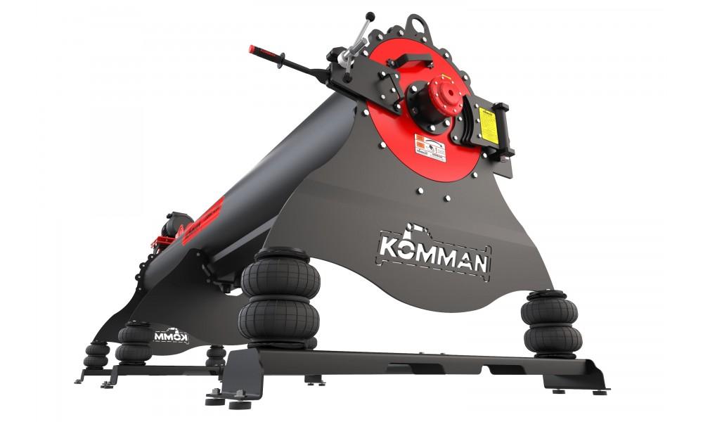 Cobra 4200-48-L Carpet Wringing/Spinning Machine