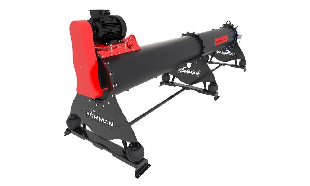 Carpet Wringing/Spinning Machine Cobra 5200-48-XL